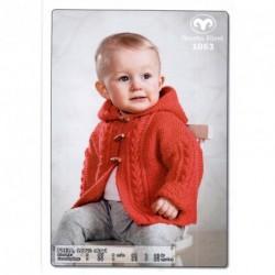 Babykofta - Freja