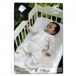 Babyset och filt - Baby Merino