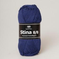 Stina 8/8 färg 267 mörkblå