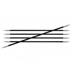Strumpstickor KnitPro Karbonz 2 mm