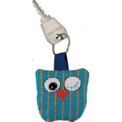 Nyckelring - Uggla
