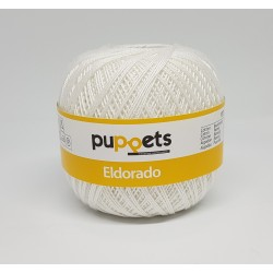 Puppets Eldorado 07001 Vit Nr 12