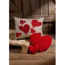 Kudde - Hjärtan