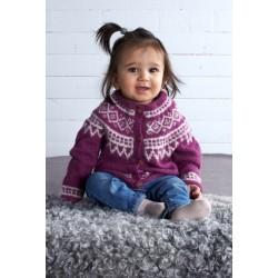 8c684832ccb9 Soft Lama & Soft Lama Fine - Sticka mjuka plagg till baby i skönt lamagarn