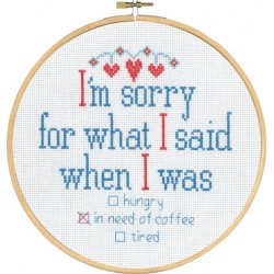 Broderi - I'm sorry