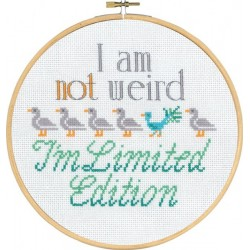 Broderi - I am not weird