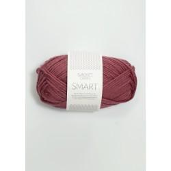 Smart - Mörk Gammelrosa - 4244