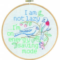 Broderi - I am not lazy...