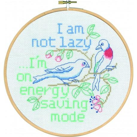Broderi - I am not lazy...