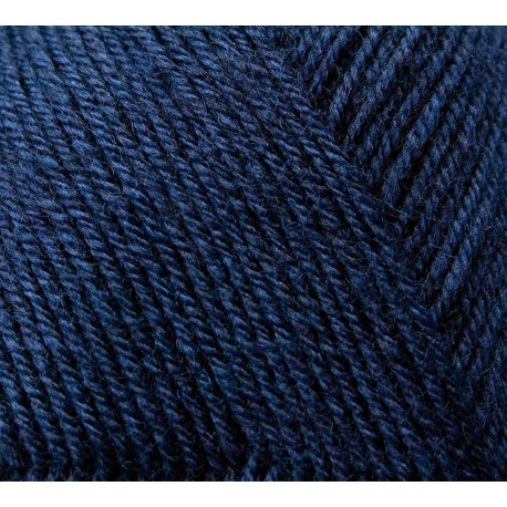 Flotte Socke 4 Fach Uni 904 - Marin