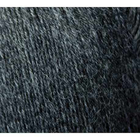 Flotte Socke 4 Fach Uni 958 - Koksgrå