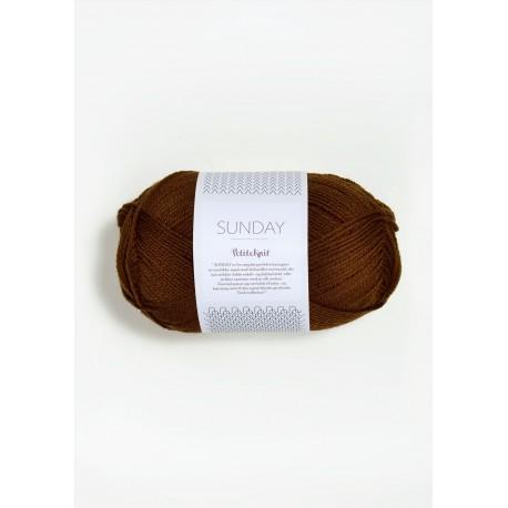 Sunday - Petite Knit - Chocolate Truffle - 2564