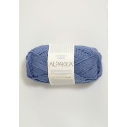 Alpakka - Lavendel - 5834