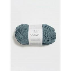 Smart - Sjögrön melerad - 7252