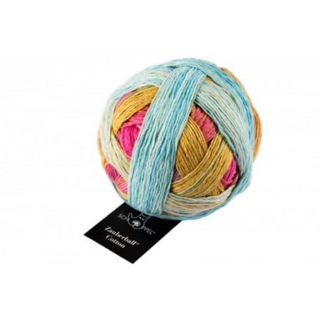 Zauberball Cotton - Multi - 2406