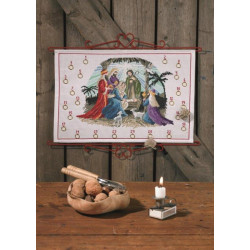 Adventskalender - Jesusbarnet