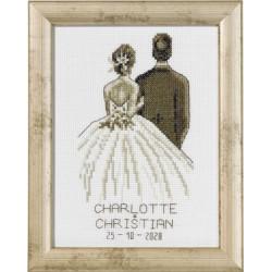 Bröllopsminne - Charlotte & Christian