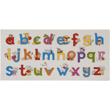 Tavla - Alfabet
