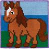 Barnstramalj Häst