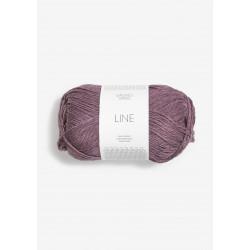 Line - Ljus Aubergine - 4361