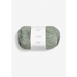 Line - Dovt ljusgrön - 8521