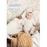 Mönsterhäfte - Hentesett och Babytepper - Tema 55