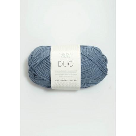 Duo - Jeansblå - 6033