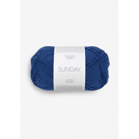 Sunday - Petite Knit - Blå - 5846