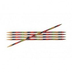 Strumpstickor KnitPro Symfoni 4mm 15 cm