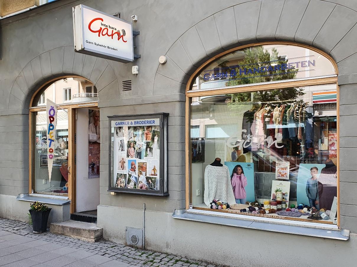 Våra butiker